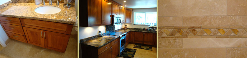 Cretive Builders Maui Kitchen & Bath Remodeling Banner
